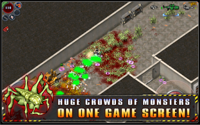 Alien Shooter Free Apk v1.1.6, alien