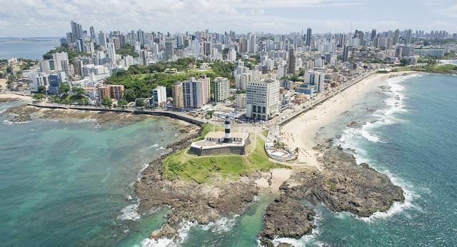 Aluguel de carro em Salvador