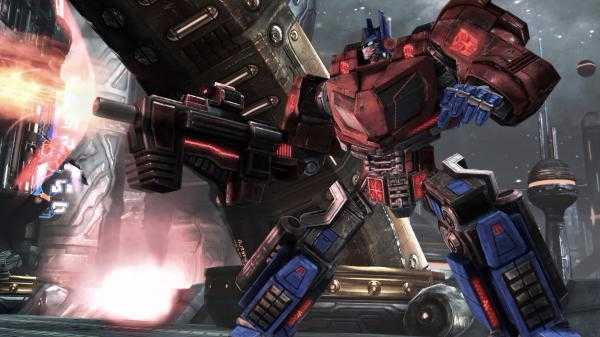 TRANSFORMER WAR FOR CYBERTRON