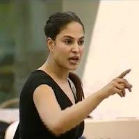 Veena Malik without Makeup