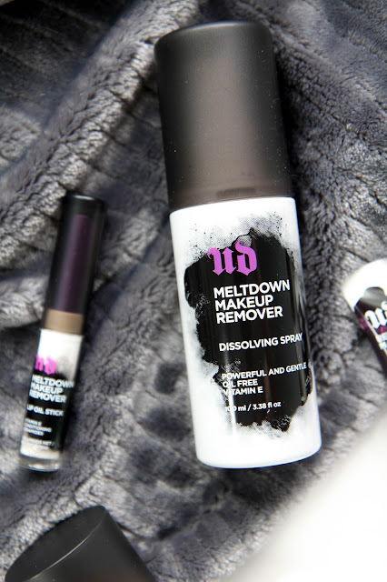 Urban Decay Cosmetics Meltdown & Rehab Prep Collection