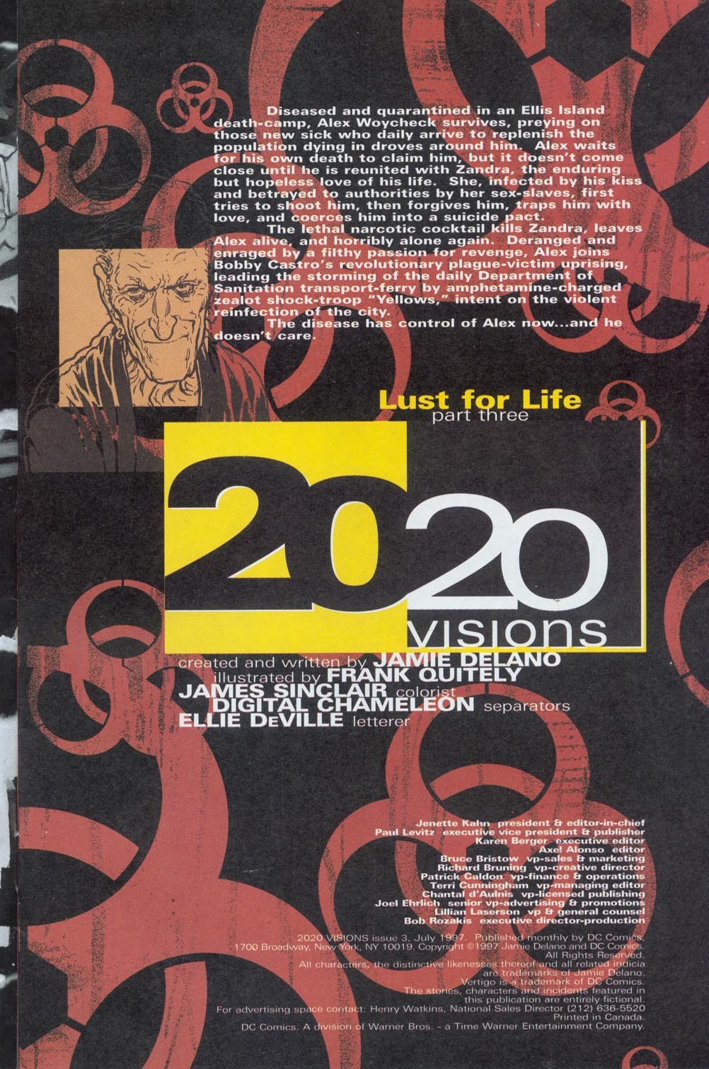 Read online 2020 Visions comic -  Issue #3 - 2