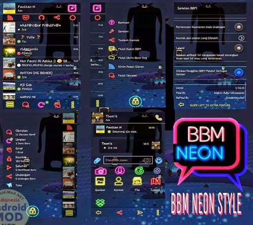 BBM,Transparent,Full,Neon,Style,by,Izzan,Nouvian