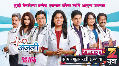 Anjali Serial Star Cast