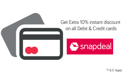 snapdeal-10-off-all-bank-cards