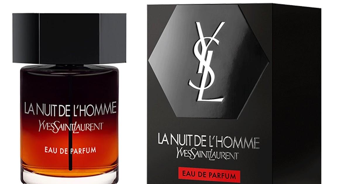 L'homme La De PerfumisticoYves Laurent Eau Saint Nuit Parfum H9D2EI