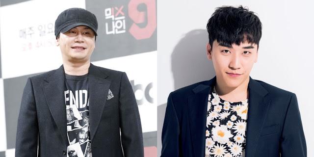 CEO YG Klarifikasi Masalah Seungri dengan Burning Sun