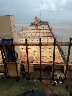 Πλοίο «φάντασμα» είχε δώσει τελευταίο σημάδι το 2009 – Εμφανίστηκε εννέα χρόνια μετά