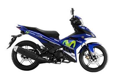 Yamaha Y15ZR Moviestar