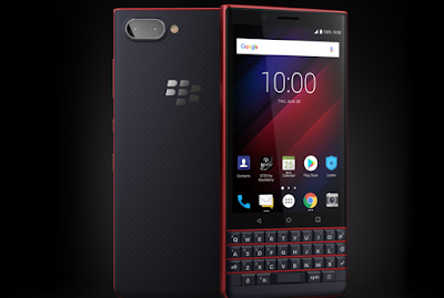 بلاكبيري تكشف عن هاتفها BlackBerry KEY2 LE