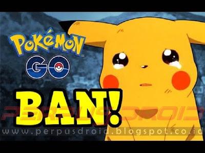 Jenis dan Penyebab Akun Pokemon Go di Banned