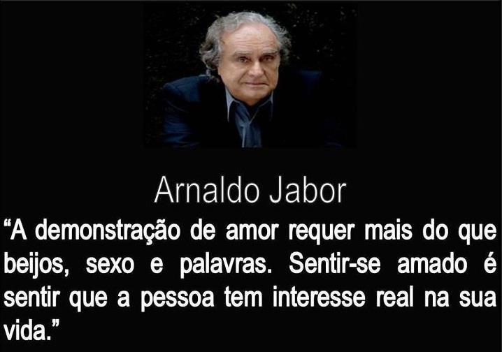 Que Amor é Esse Que Se Move Dentro De Mim: Versos & Sentimentos: Arnaldo Jabor