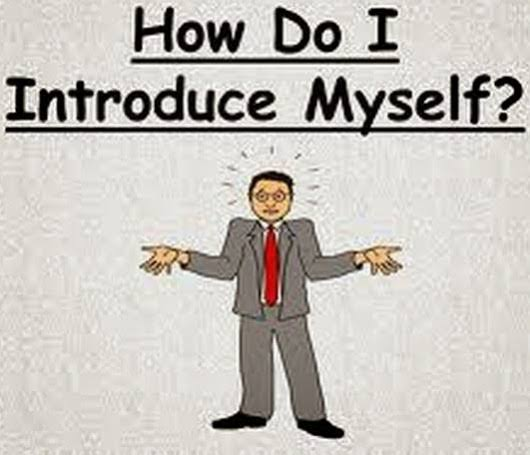 How to introduce yourself in interview Self Introduction - Interview