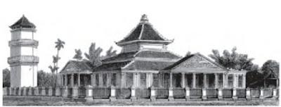 Sejarah Kerajaan Islam atau Kesultanan Palembang Pada Masa Pemerintahan Sultan Mahmud Badaruddin II
