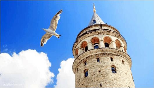 Sevgiliyle İstanbul'da gezilecek yerler.