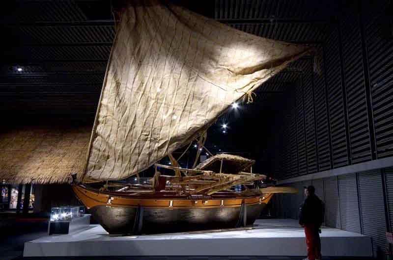 sailing ship, Ocean Museum