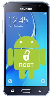 Cara Root Samsung Galaxy J3 Tanpa PC