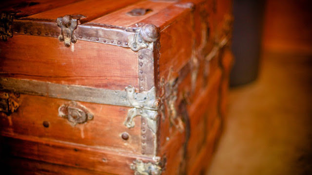 Un alemán entierra un tesoro valorado en 250.000 euros porque desconfía de los bancos