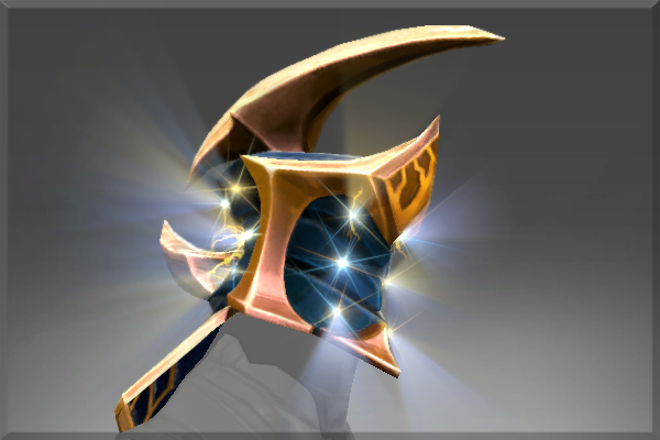 Dota 2 Mod Gravelmaw Deep Magma Immortal Items: Dota 2 Mod : Razor Golden Severing Crest (Immortal Items