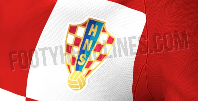 004e2a6c693 The Croatia 2018 World Cup kit introduces a new interpretation of the  team s iconic checker design