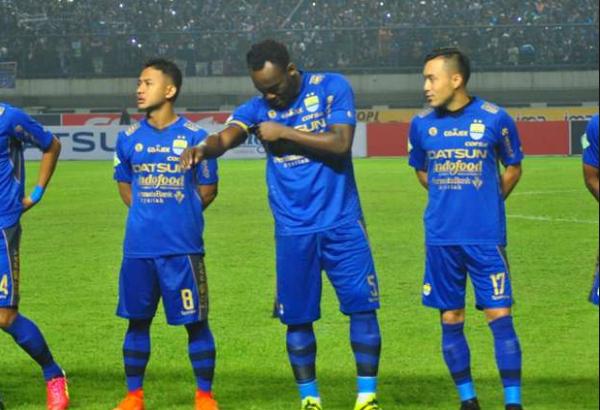 Persib Bandung vs PSM Makasar