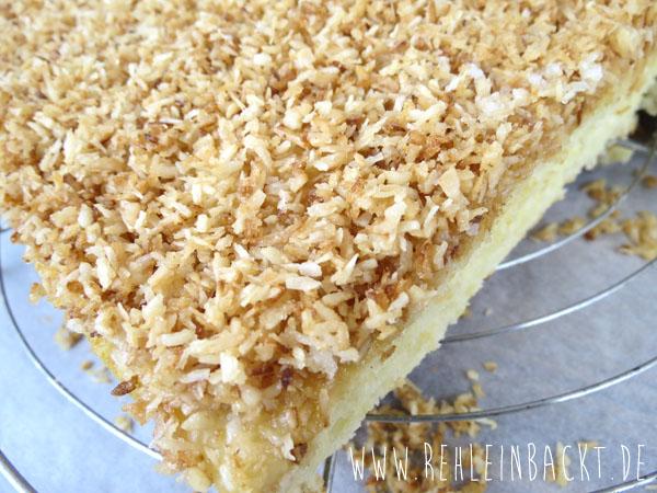 Kokostraum-Kuchen | Foodblog rehlein backt