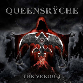 "Ο δίσκος των Queensrÿche ""The Verdict"""