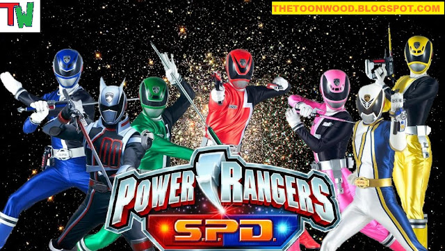 "Watch Online And Download Nick India And Sonic Channel Episodes "" Power Rangers S.P.D."" In Hindi Dubbed In 1080p, 720p, HD"