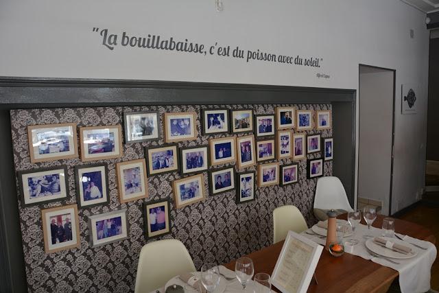 Resaurant Fonfon Marseille