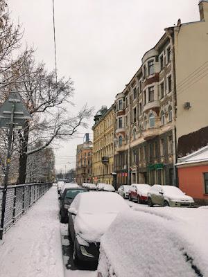 Saint Petersburg Through My Phone | Новогодний трип
