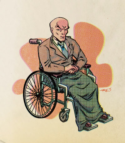 Profesor X, otro controlador de mentes