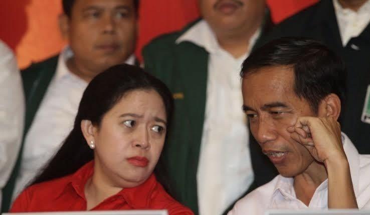 PDIP Siapkan Puan Jadi Cawapres Jokowi di 2019?