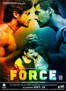 Force (2011) Hindi 720p HDRip 1gb