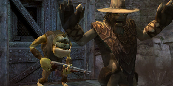 Oddworld: Stranger's Wrath HD (Video Game Review) - BioGamer