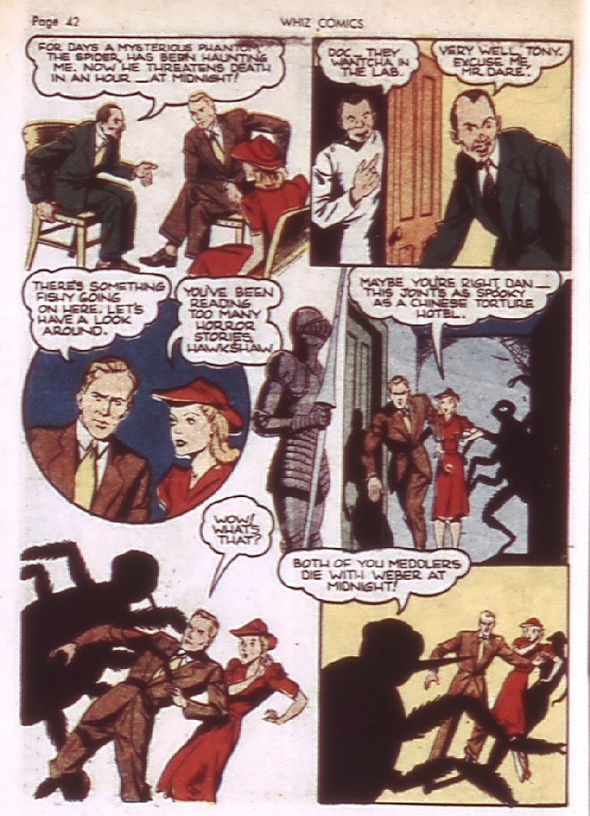 WHIZ Comics issue 22 - Page 44