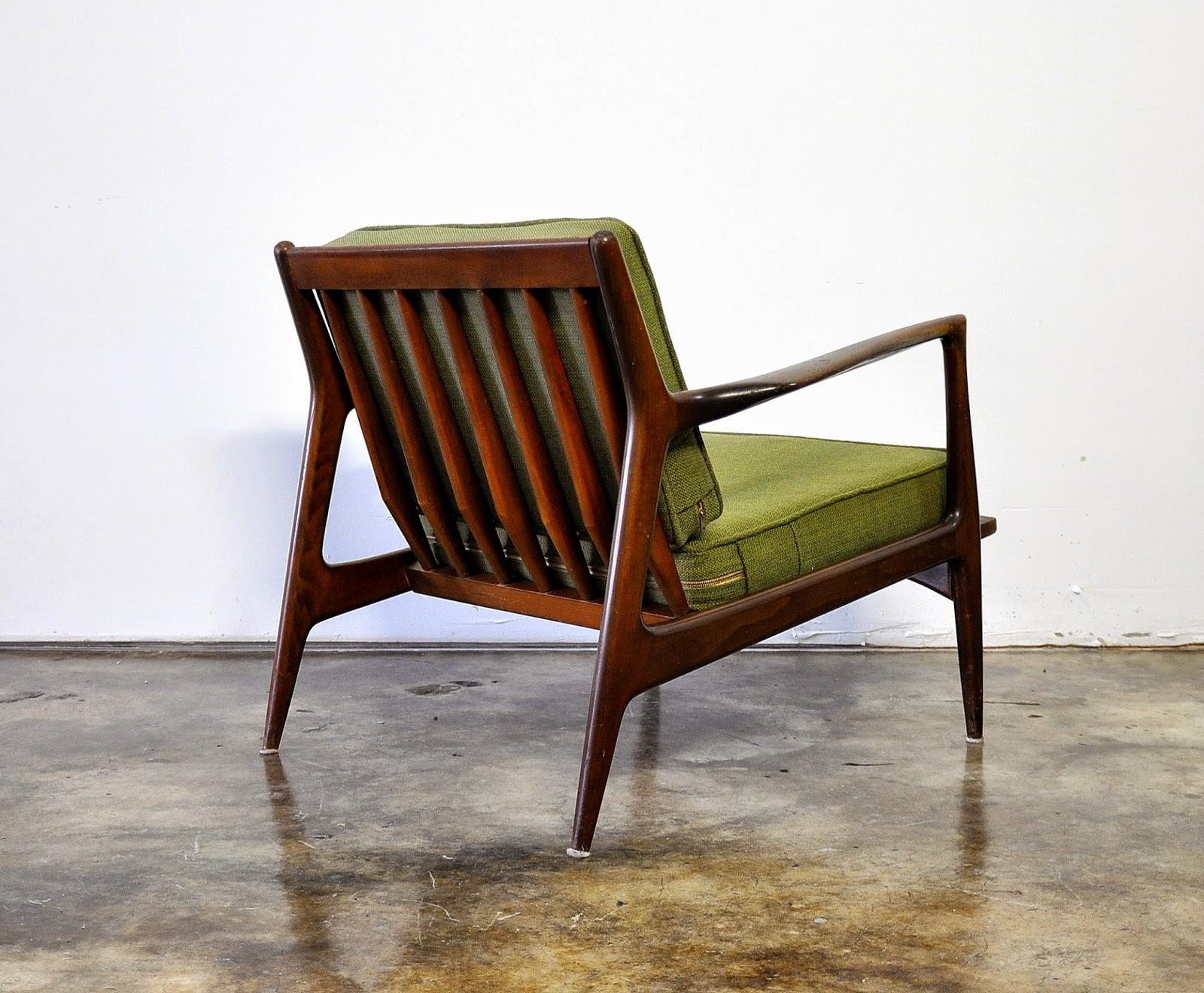 Select Modern Ib Kofod Larsen Lounge Or Easy Chair