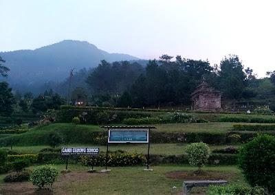 Candi Gedong Songo Kabupaten Semarang
