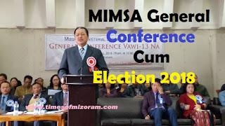 Mizoram Ministerial Service Association (MMSA)
