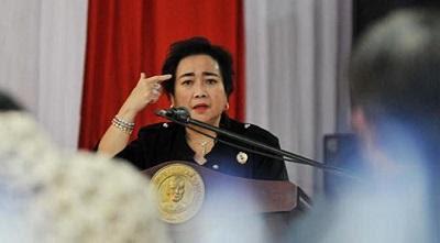 Dengan Bukti yang Ada, Adik Megawati Inginkan DPR Berhentikan Jokowi sebagai Presiden