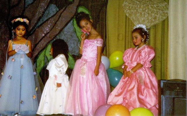 Catriona Gray's Throwback Photos Shows She's Born As A Beauty Queen