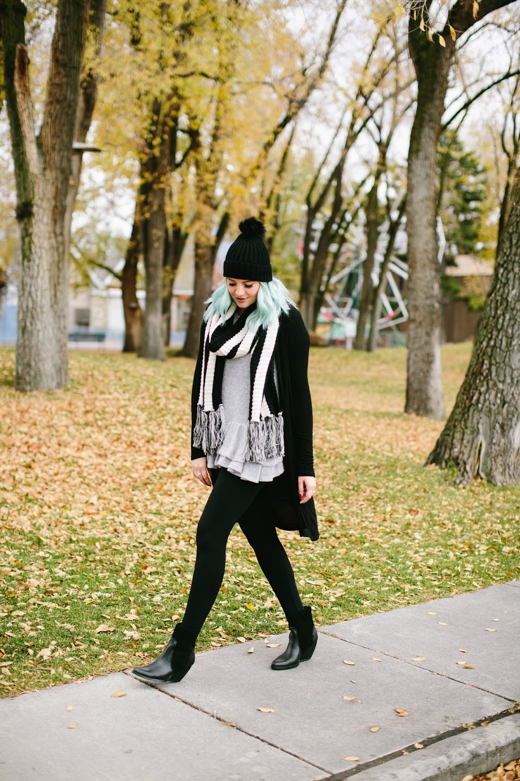 Modest Outfit, Modest Fashion Blogger, Fall look