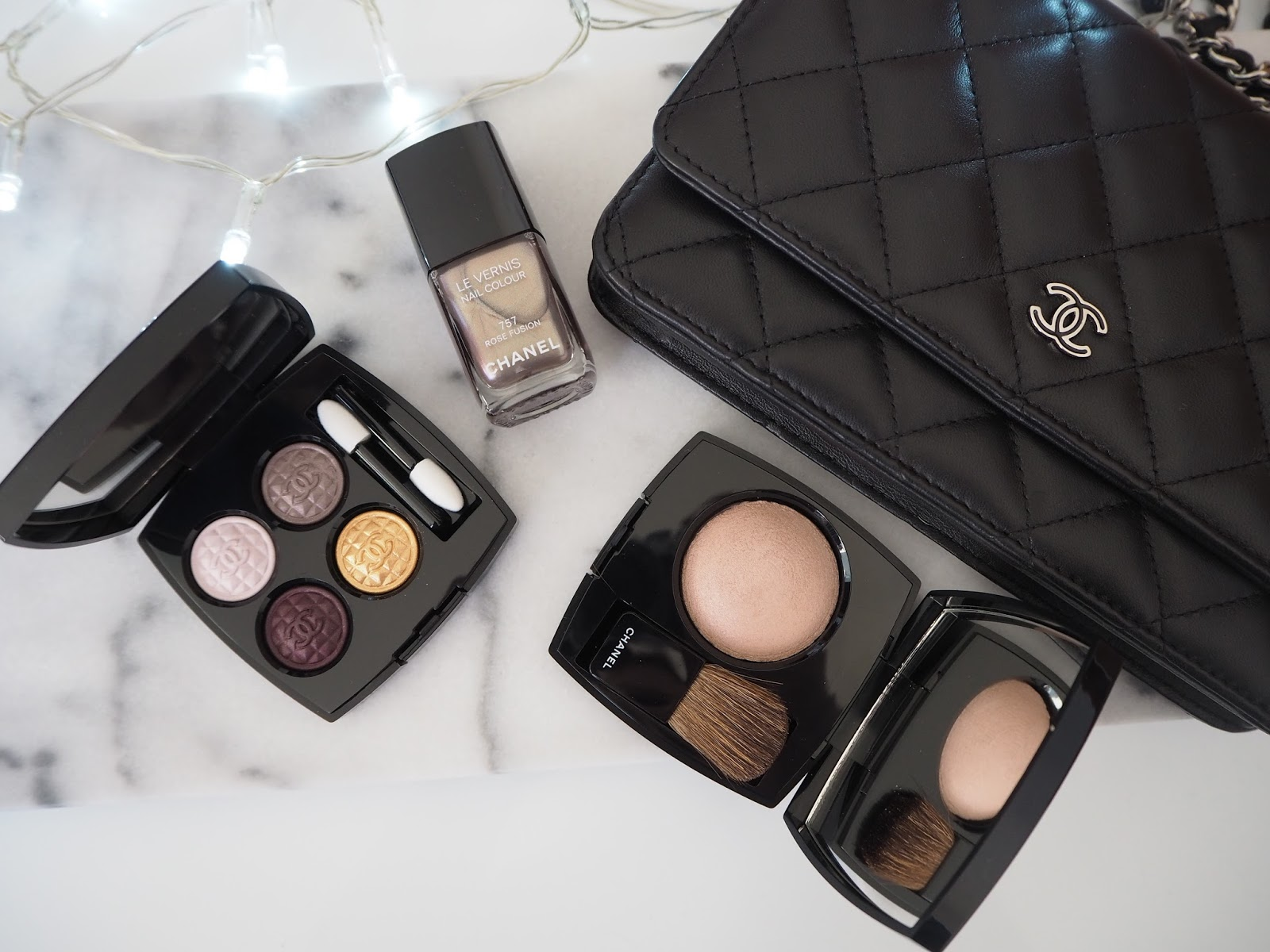 Chanel Holiday 2015 collection