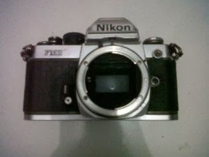 Nikon FM2 body only