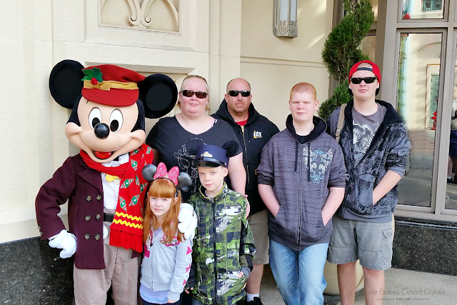 Disney - December 2016