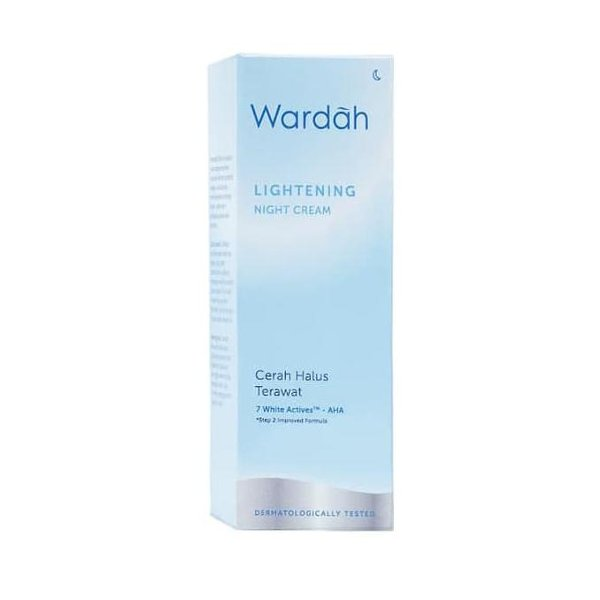 Deoonard 7 Days Whitening Cream Krim Pemutih Wajah: Katalog Wardah 2019 Terbaru: Lightening Day And Night Cream