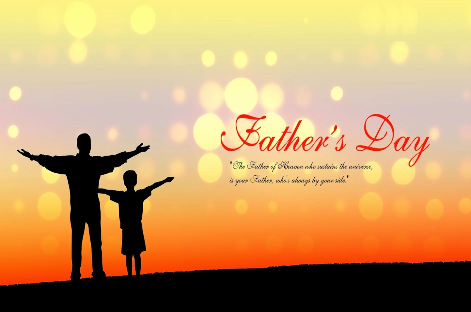 Happy Father S Day Nice Wallpaper Charming