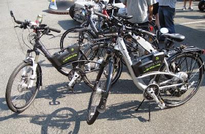 Bicicletas electricas deportivas