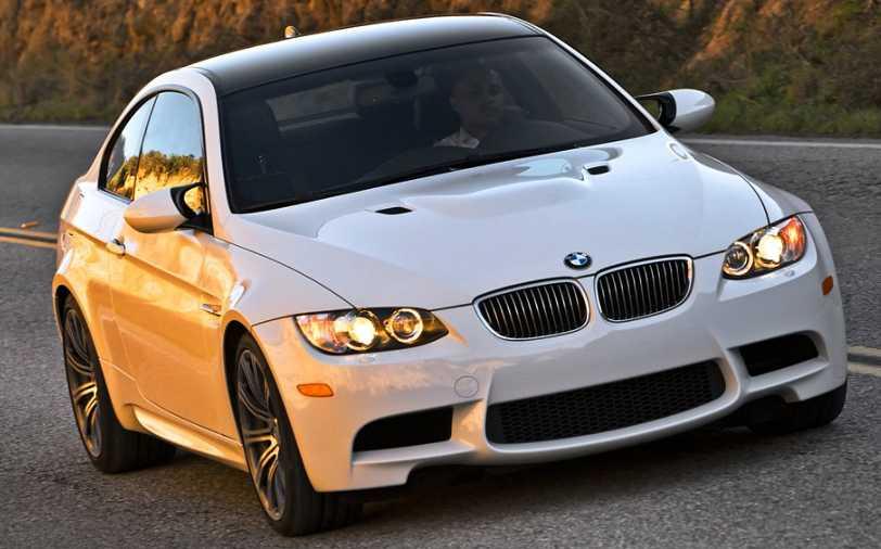 2012 BMW M3 0-60