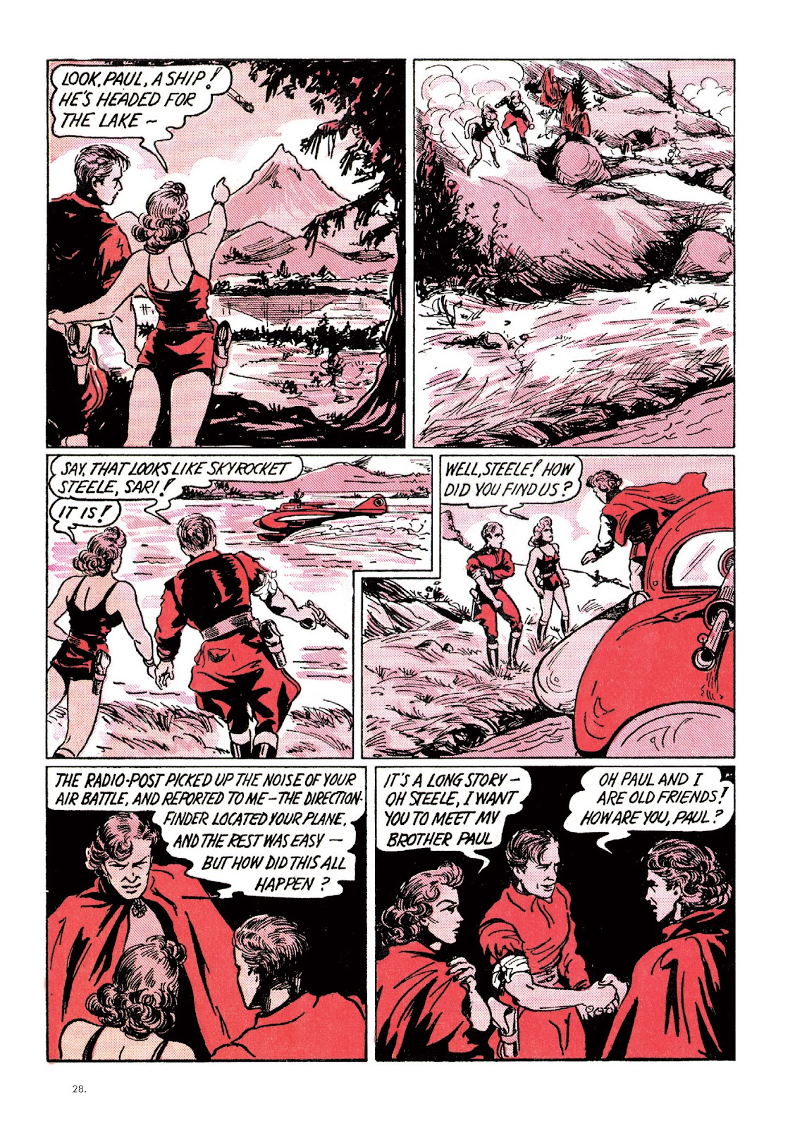 Read online The Bill Everett Archives comic -  Issue # TPB 2 (Part 1) - 29