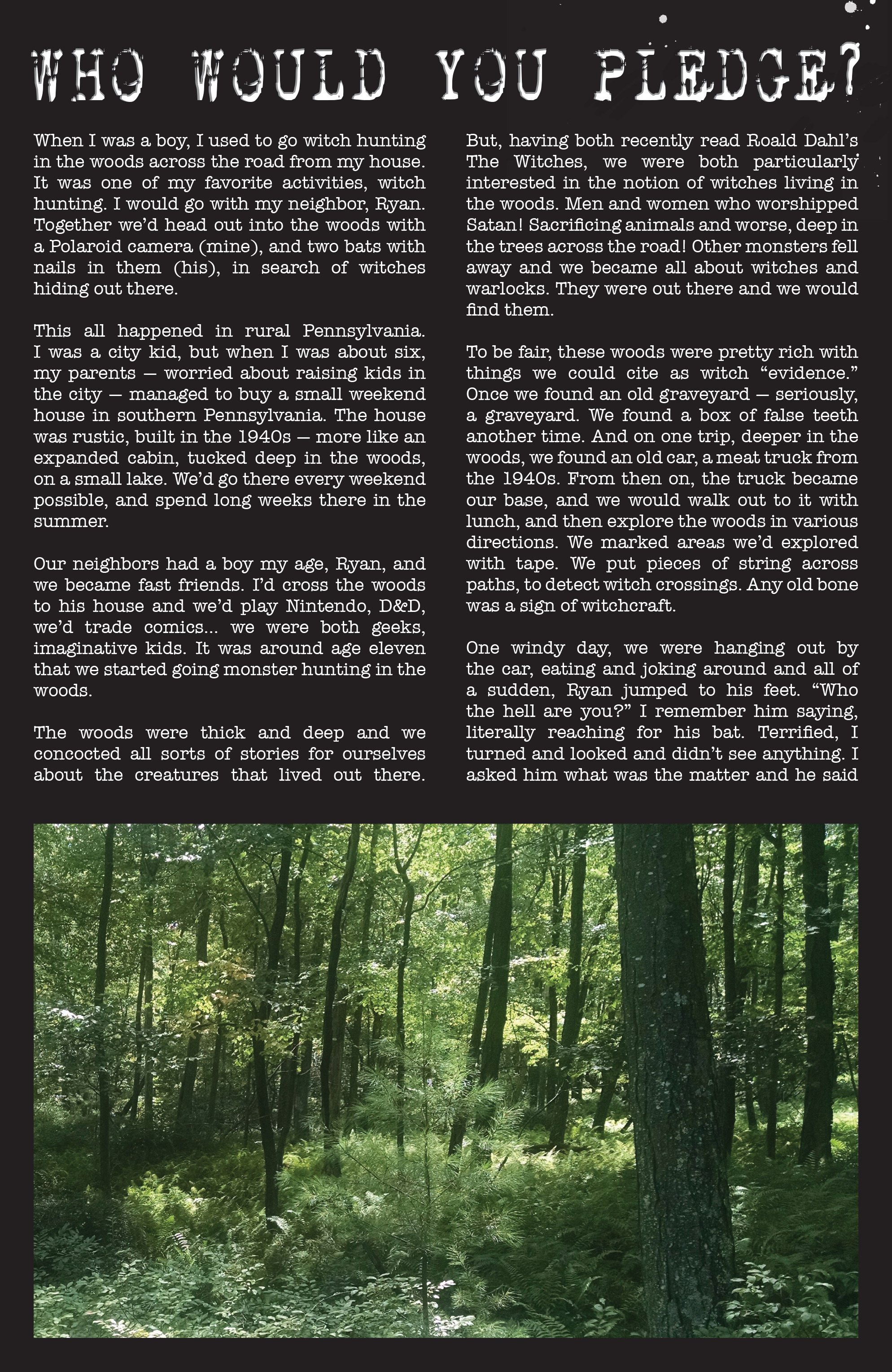 Read online Wytches comic -  Issue #1 - 31